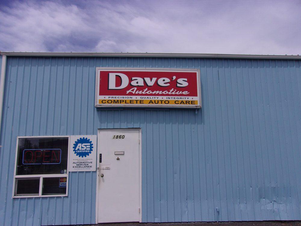 Dave's Automotive: 1860 N Adair St, Cornelius, OR