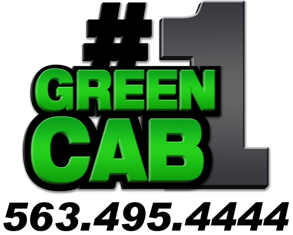 #1 Green Cab: 2705 Jackson St, Dubuque, IA