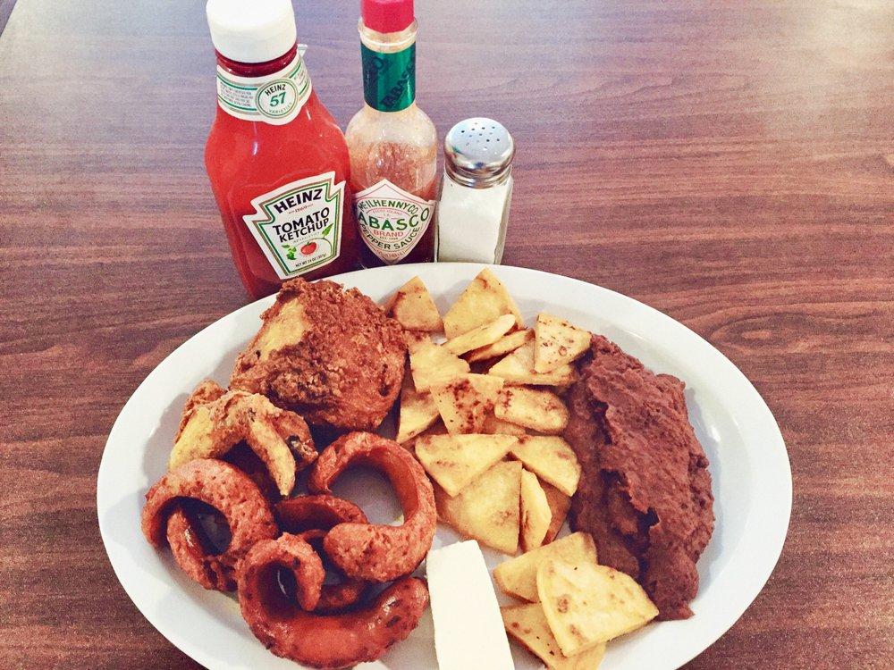 The Salvadorian Restaurant: 366 Main St, Poughkeepsie, NY