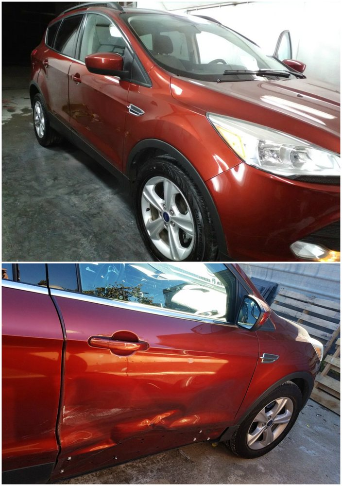Mission Gorge Auto Body & Upholstery