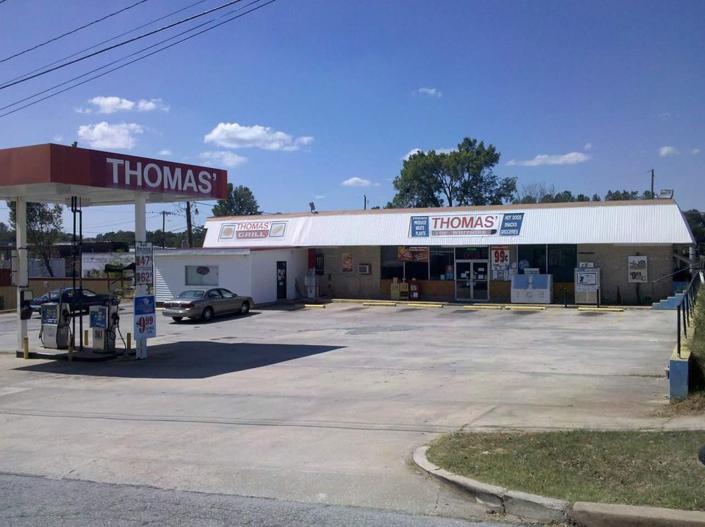 Thomas Grocery & Grill: 161 Gilliam St, Whitmire, SC