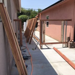 Photo Of Mission Fence U0026 Patio Builders   Rosemead, CA, United States