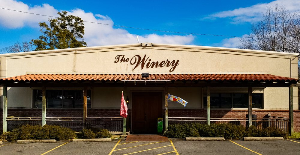 The Winery: 1503 Central Ave, Hot Springs National Park, AR