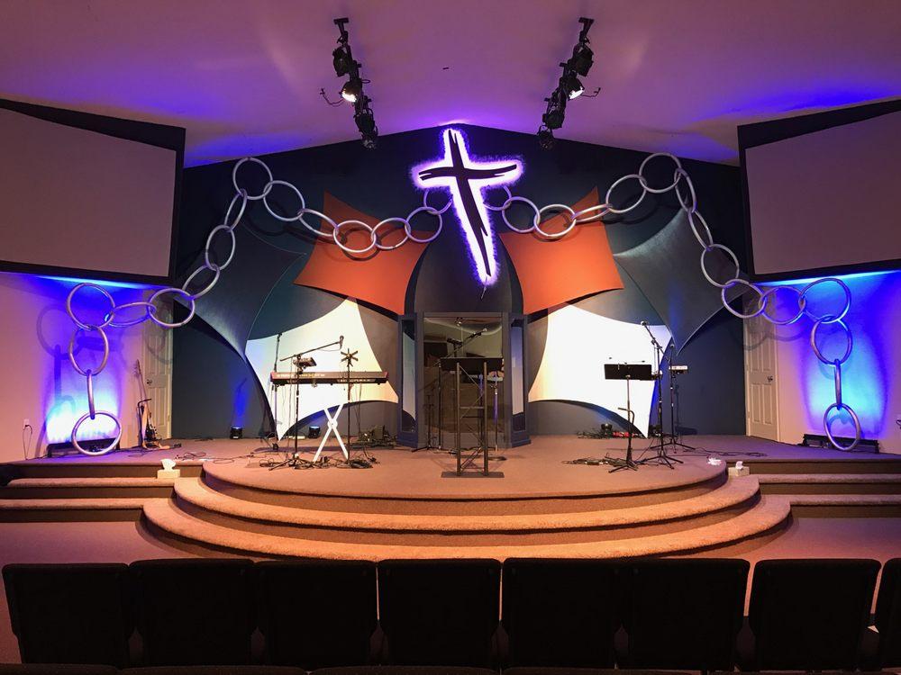 Fresh Wind Christian Community: 18201 Honor Hwy, Interlochen, MI