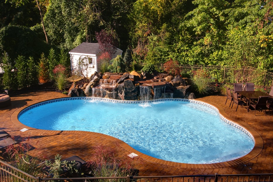 Pools by design nj 14 photos builders 18 acorn st for Pool design nj