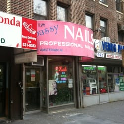 Ny sassy nails closed 14 reviews nail salons 970 for 24 hr nail salon nyc