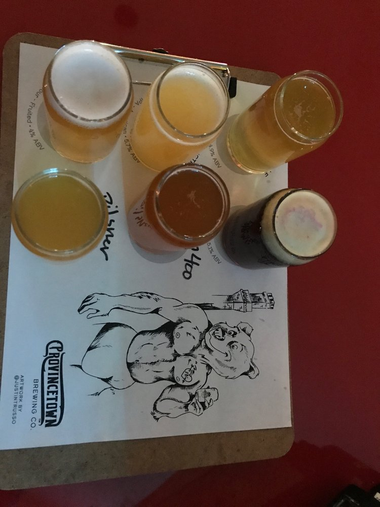 Provincetown Brewing