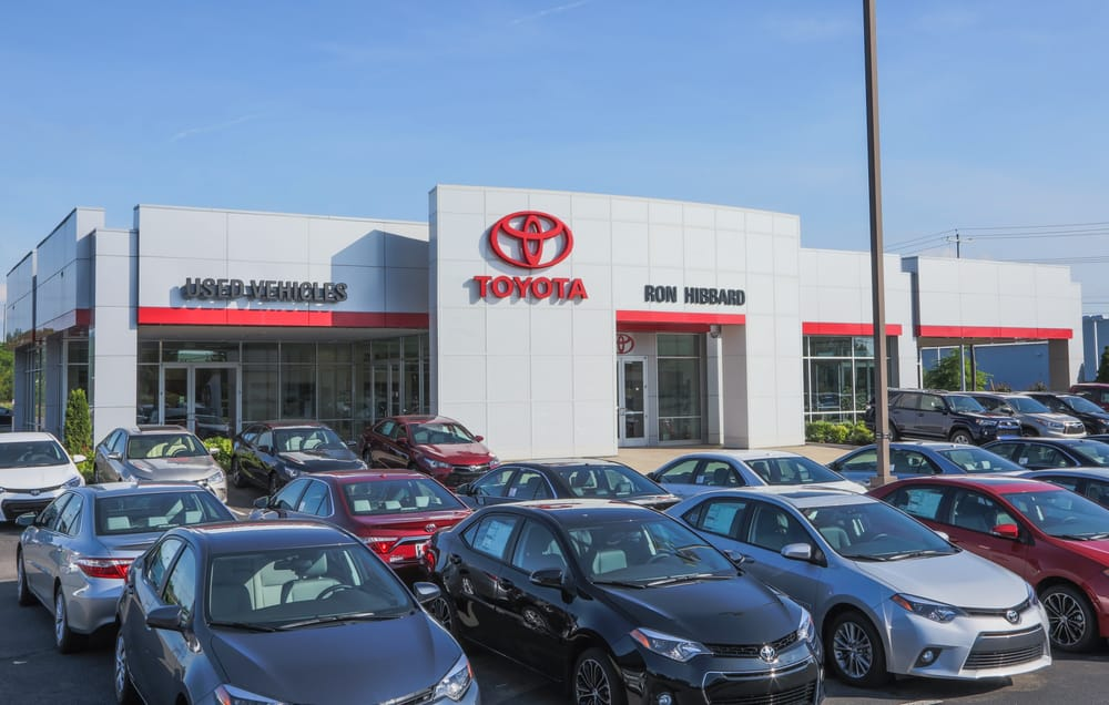 ron hibbard toyota 21 photos car dealers 1435 nashville pike gallatin tn phone number. Black Bedroom Furniture Sets. Home Design Ideas