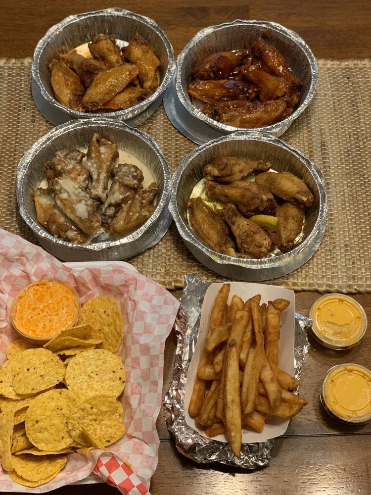 Food from Billy's