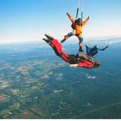 4a3184c4 Photo of Skydive Philadelphia - Perkasie, PA, United States. Learn to jump  today