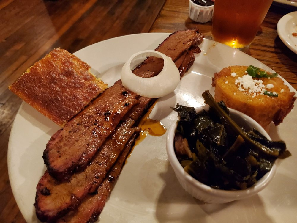 Social Spots from Bone Fire Smokehouse At The Hardware