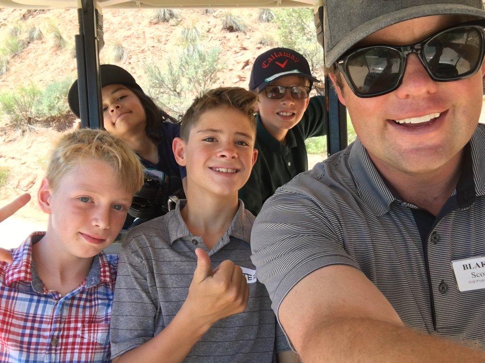 Gypsum Creek Golf Course: 530 Cotton Ranch Dr, Gypsum, CO