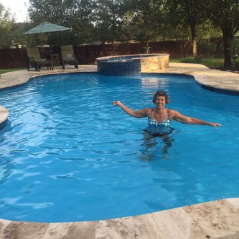 Sunshine fun pools 93 photos pool cleaners 4200 - Swimming pools in college station tx ...