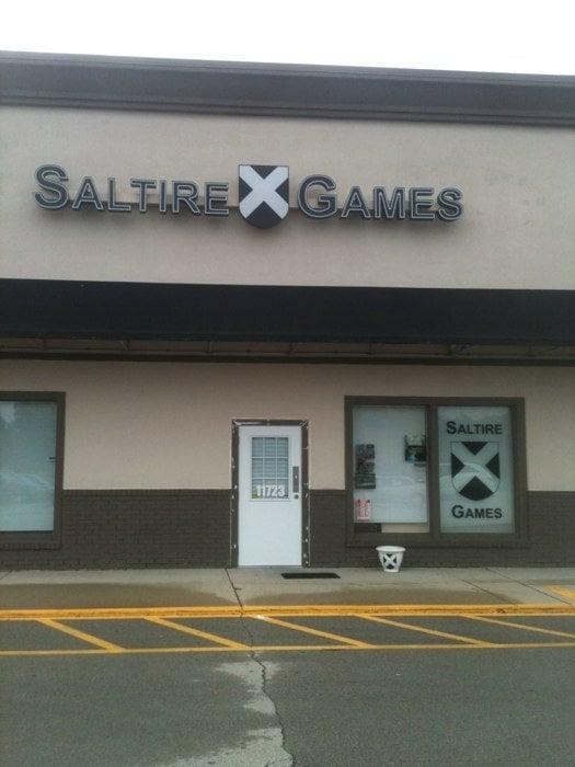 Saltire Games