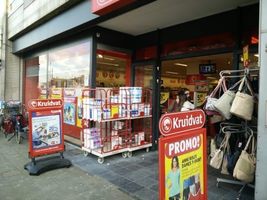 kruidvat farmacias frank craeybeckxlaan 92 deurne