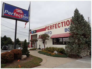 Perfection Auto Body: 700 S Pine St, Burlington, WI