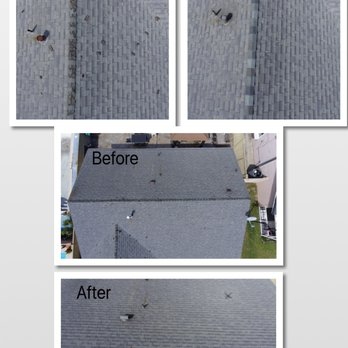Photo of All Pro Roofing - Anaheim CA United States. Before and after & All Pro Roofing - 40 Photos u0026 67 Reviews - Roofing - 905 S Calico ... memphite.com