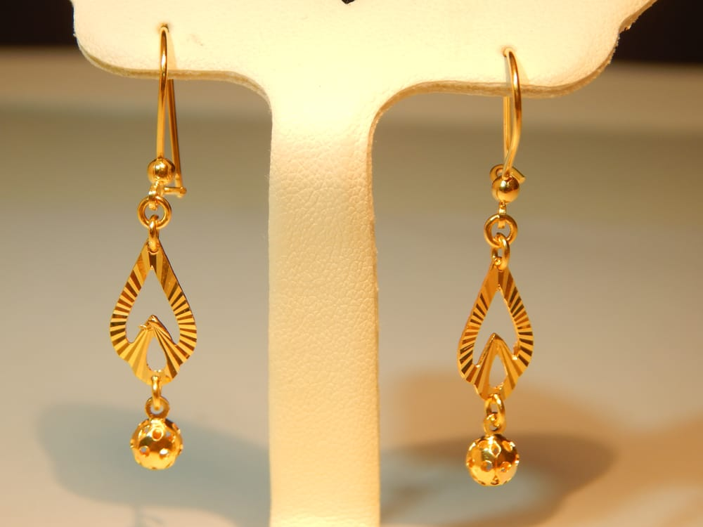 21 karat gold earrings Yelp