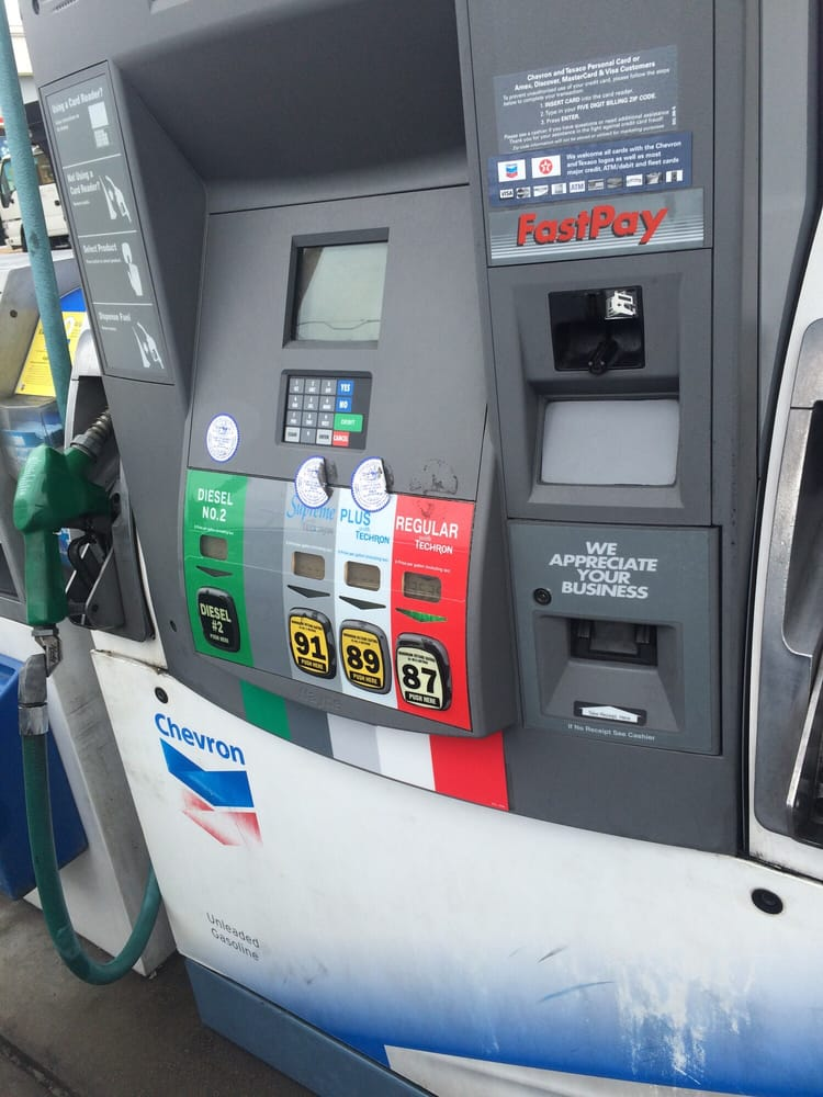 Gas Pump Nice Yelp