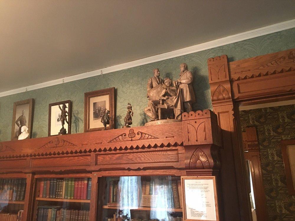 Arbor Lodge State Historical Park: 2300 2nd Ave, Nebraska City, NE