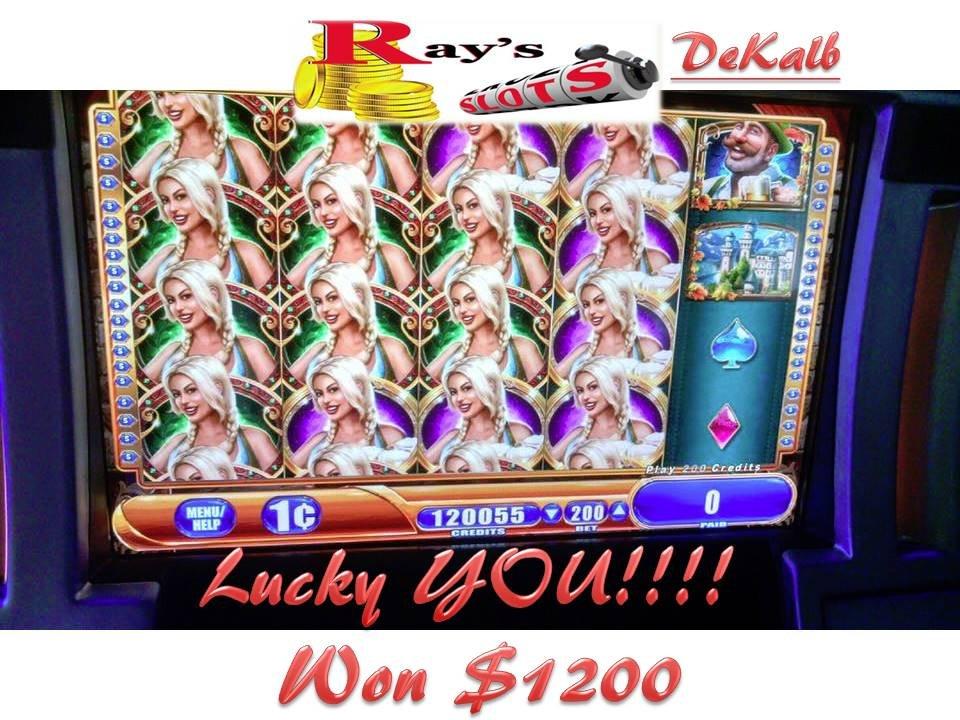 Social Spots from Ray's Slots