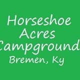 Horseshoe Acres Campground: 12050 State Rt 70 W, Bremen, KY