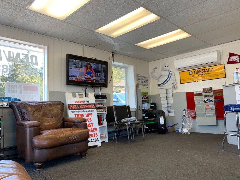 Denvir Tire Shop: 828 Boston Post Rd, Old Saybrook, CT