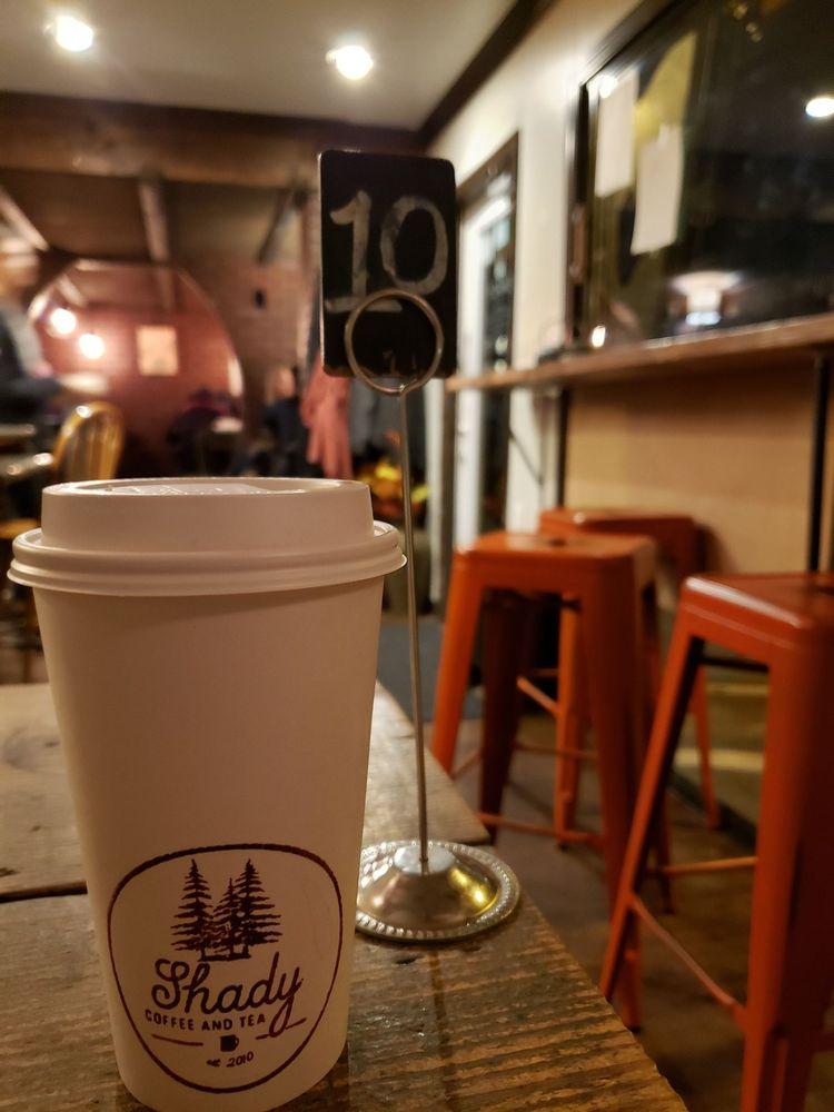 Shady Coffee & Tea