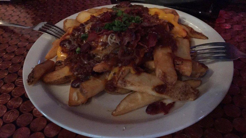 Photo of Sam's Tavern - Seattle, WA, United States. Loaded fries