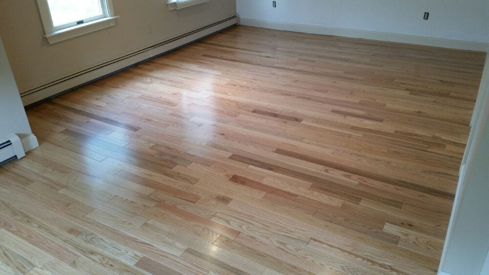 Select prefinished red oak flooring yelp for Flooring cape cod