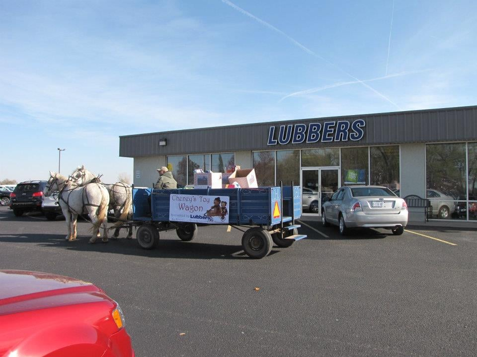 Lubbers Chevrolet - Car Dealers - 914 N Main St, Cheney ...