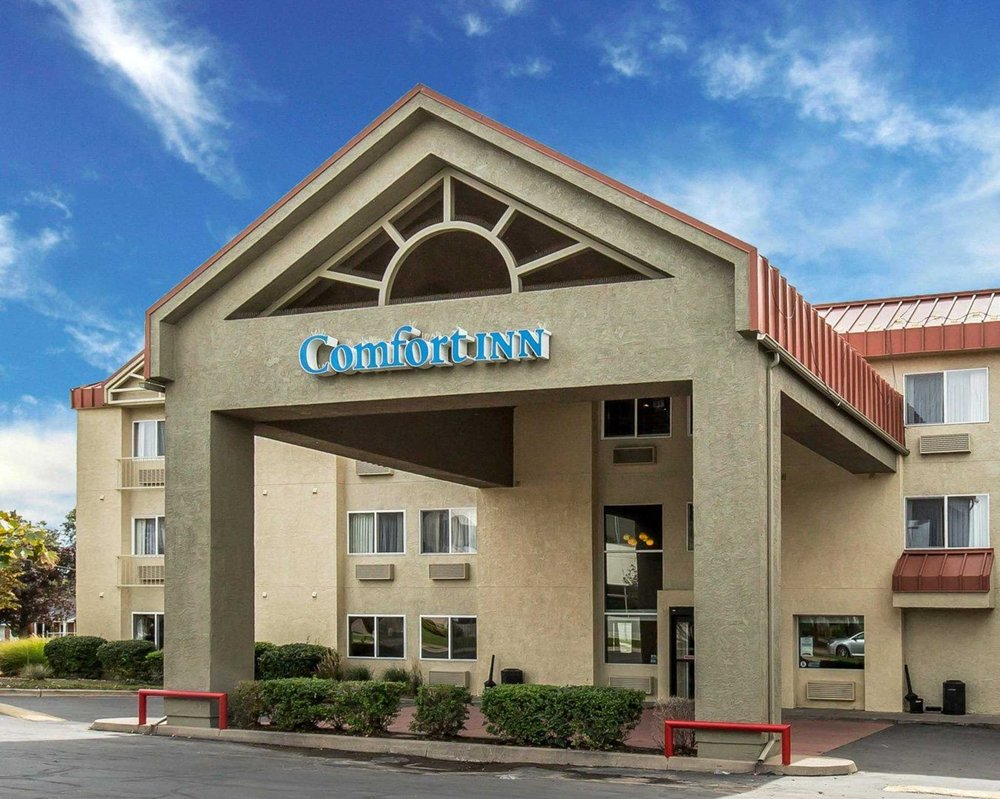 Comfort Inn - 39 Photos & 24 Reviews - Hotels - 877 North 400 West ...