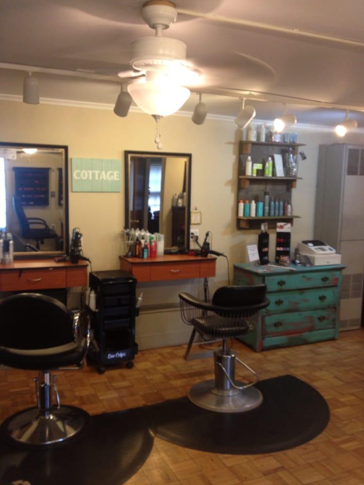 The Cottage Salon: 1 Backman Ave, Ellenville, NY