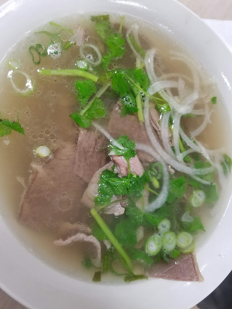 13 pho with rare steak and brisket yelp for Aiyara thai cuisine
