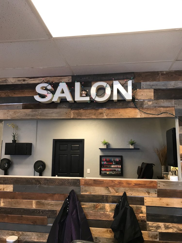 Salon Envy: 5021 N Rockwell Ave, Bethany, OK