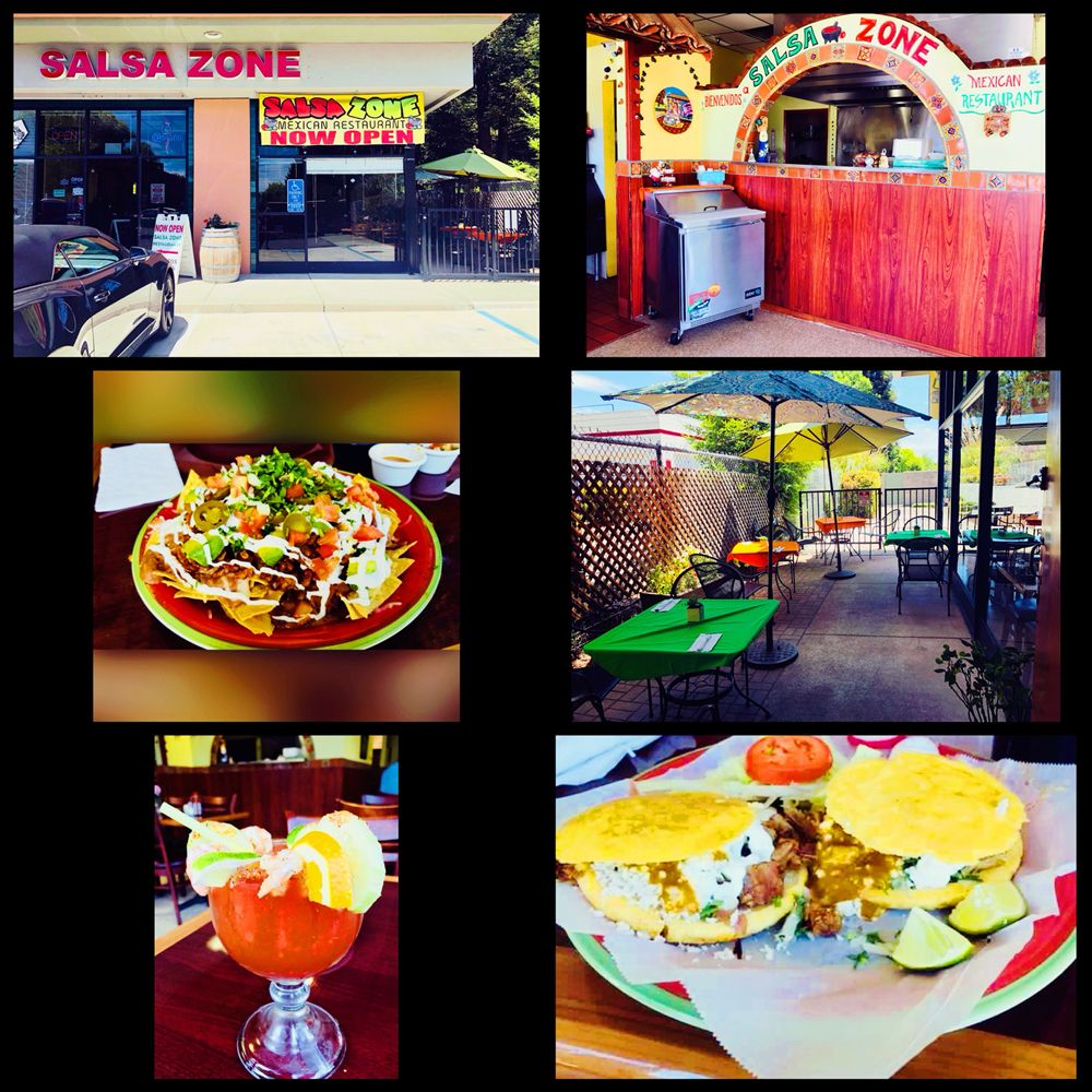 Salsa zone 76 photos 83 reviews mexican 821 russell ave santa rosa ca restaurant reviews phone number yelp