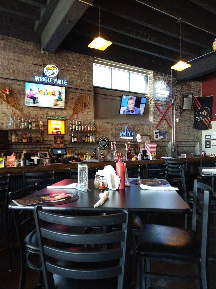 Jimmy's Pizza: 379 E Tompkins, Galesburg, IL