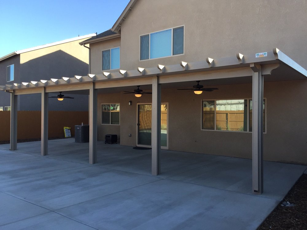 Sunset Patio & Awning: 1443 N Thesta St, Fresno, CA