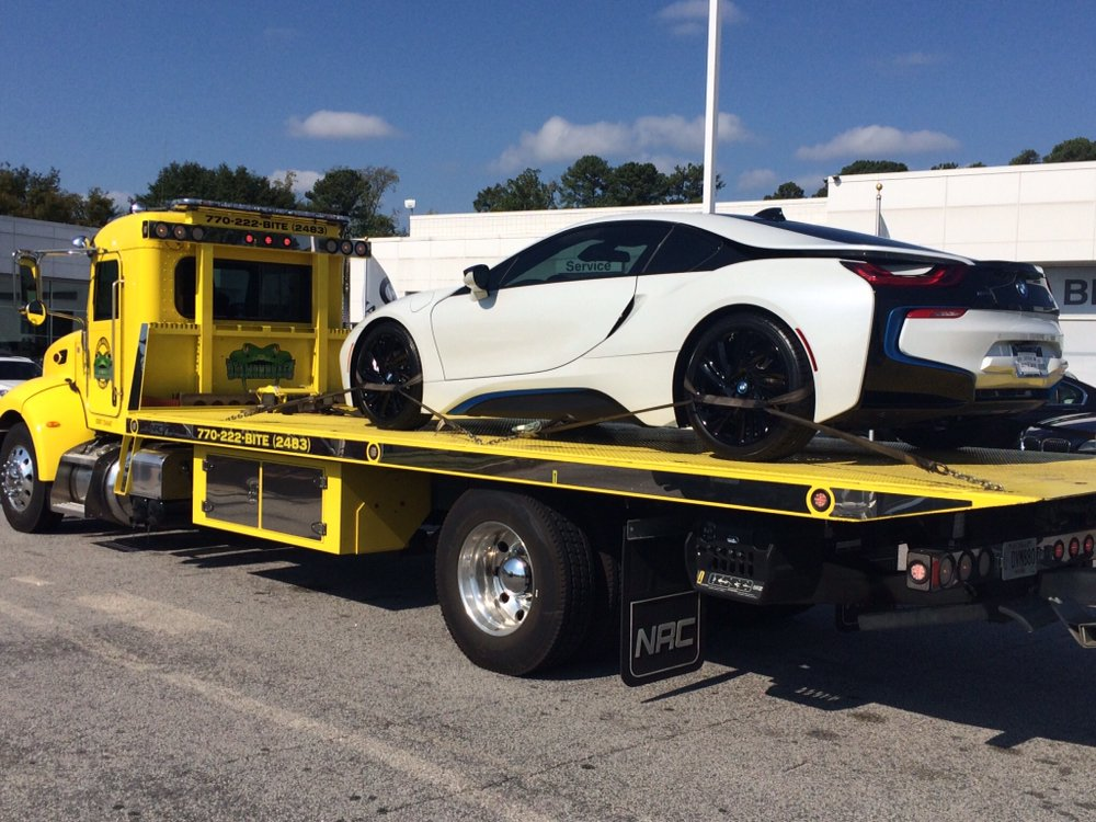 Diamondback Towing and Recovery: 4450 Macland Rd, Hiram, GA