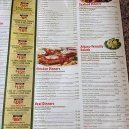 Photos For Tony Soprano S Pizza Menu Yelp