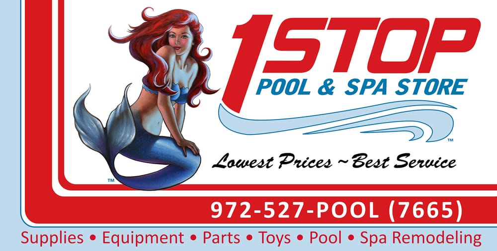 Photo Of One Stop Pool Spa Plano Tx United States