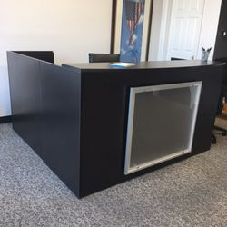 Photo Of Better Office Furniture   Saint Charles, MO, United States.  Espresso Reception