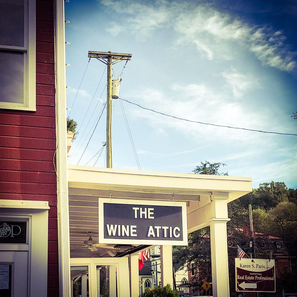The Wine Attic: 7145 Main St, Clifton, VA