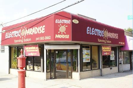 Electric Paradise: 3221 Westchester Ave, Bronx, NY