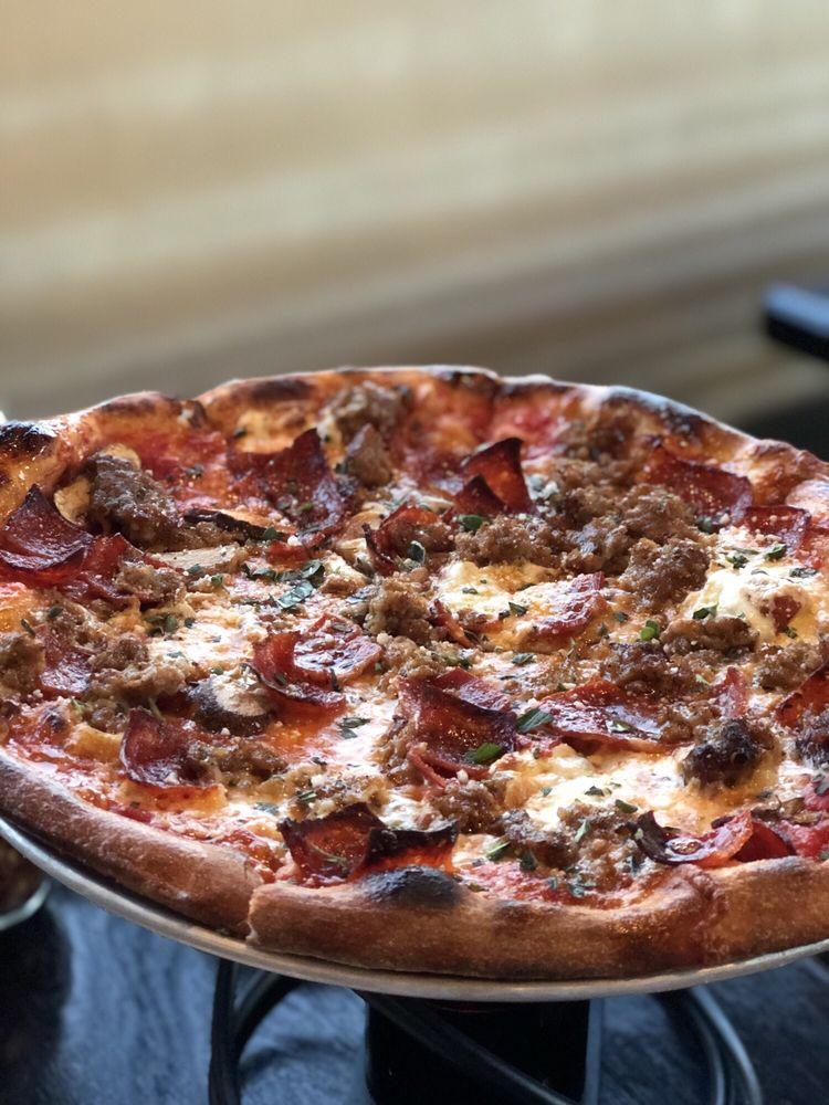 Coals Artisan Pizza: 11615 Shelbyville Rd, Louisville, KY