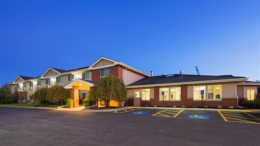 Best Western Nebraska City Inn: 2515 S 11th St, Nebraska City, NE