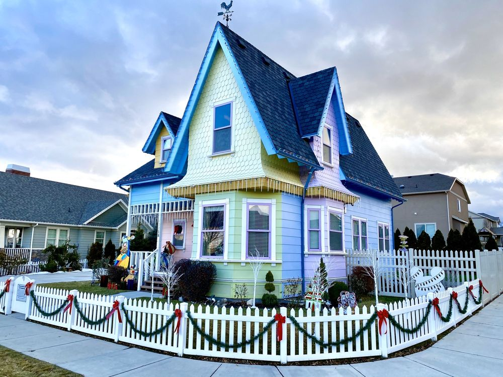 The Real UP House: Herriman, UT
