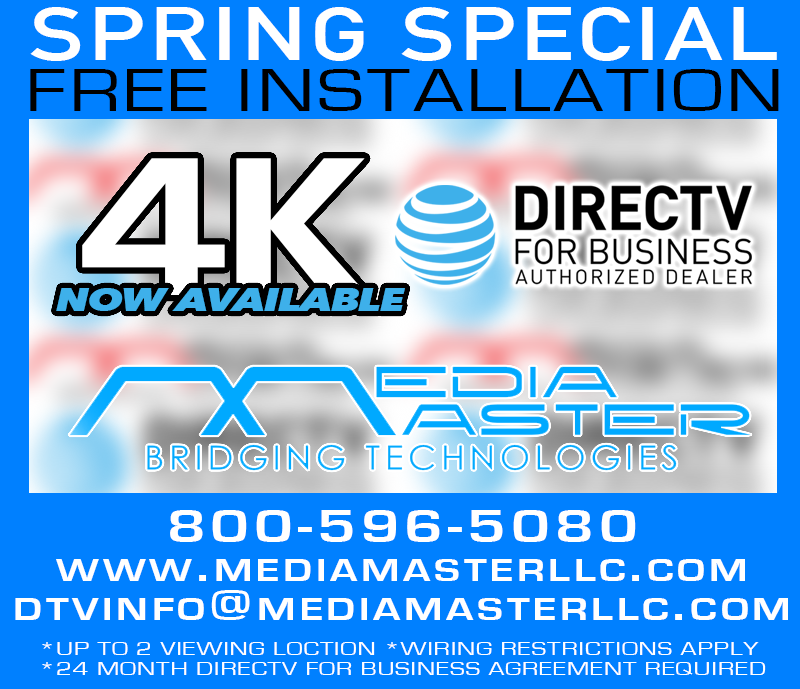 Directvforbusiness 4k Now Available Act Now On A Free