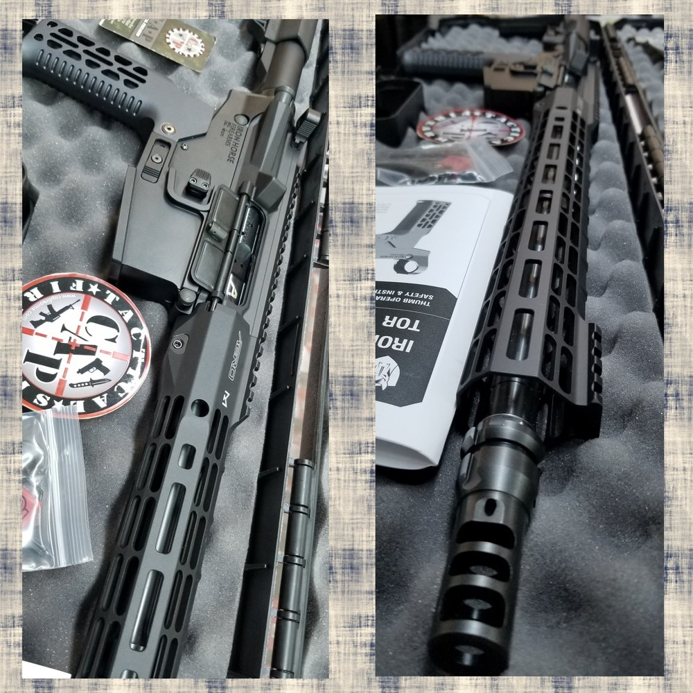 CAP Tactical Firearms: 16706 Hawthorne Blvd, Lawndale, CA