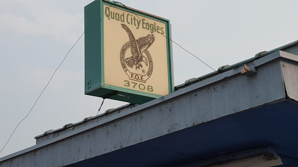 Eagles Lodge: 1030 Columbia Blvd, Bridgeport, WA
